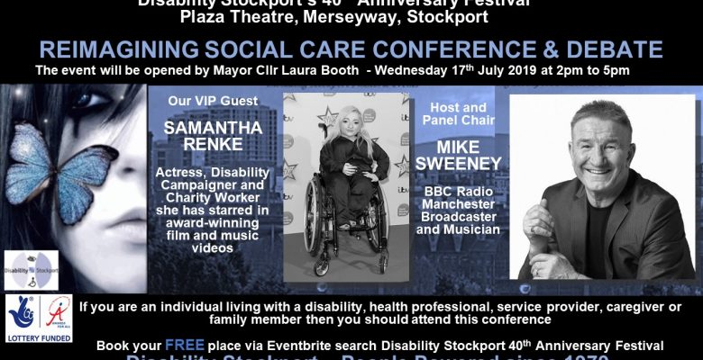 Disability Stockport Conference