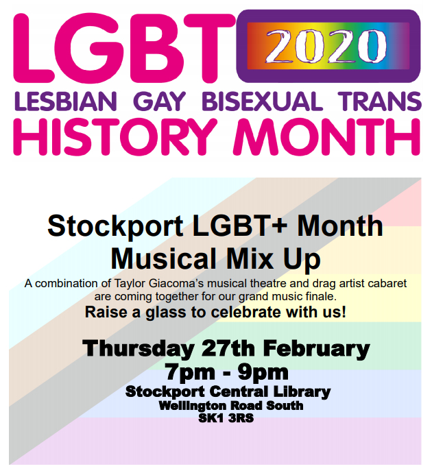 Stockport LGBT History Month
