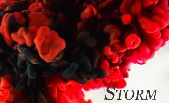 Storm album artwork Jaimee Todd